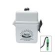 Clearance Item! Slim Size Waterproof Safety Box - Slim waterproof safety box.