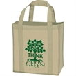 Non-Woven Grocery Tote - Non-woven grocery tote bag.