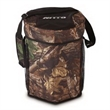 Ice River Seat Cooler Camo - 18 can capacity cooler with camouflage design that doubles as a portable seat.