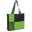 Convention Tote - 600 denier polyester convention tote.