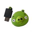 Angry Birds Minion Pig Shaped USB Flash Drive