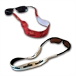 Microfiber DyeSub Eyewear Retainers - Soft comfort fit neoprene eyewear retainer is a great advertising and functional product.