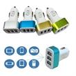 Triple USB Car Charger