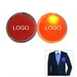 LED Flashing Badge
