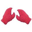 Acrylic Lobster Claw Gloves