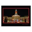 Christmas at the Denver City-County Bldg Holiday Card - Holiday card featuring Denver city.