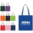 "Non-Woven Economy Tote Bag - Shopping Bags - Non woven economy polypropylene tote bag with 22"" handles.  Spot clean/air dry shopping bags."