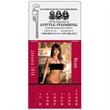 Dream Girls (topless) Magna-Stick (TM) Calendar