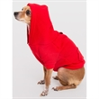 American Apparel Flex Fleece Dog Zip Hoodie - Flex Fleece Dog Zip Hoodie. Blank.