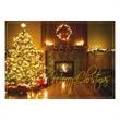 To All A Goodnight Christmas Greeting Card - To All A Goodnight Christmas Greeting Card
