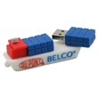 Freighter/Container Boat Shaped USB Flash Drive
