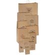 Domestic Bag, Natural Kraft Paper Bag - Domestic Bag, Natural Kraft Paper Bag.