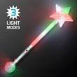 Flashing Lights Jumbo Star Wand