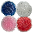 Small Circle Gel Bead Hot/Cold Pack