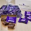 36 Single Flavor Bulk Bite-Size Brownies - 36 Single Flavor Bite-Size Brownies sold in Bulk