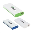 """Chi Pisen® Mobile Power Bank - 0.69"""" x 5.44"""" x 2.44"""" Chi Pisen mobile power bank with 10,000mAh battery; includes USB cable to charge power bank."""