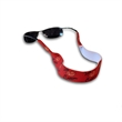 SMALL MICROFIBER DYESUB EYEWEAR RETAINERS - SOFT COMFORT FIT NEOPRENE EYEWEAR RETAINER IS A GREAT ADVERTISING AND FUNCTIONAL PRODUCT