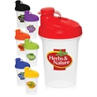 16 oz. Plastic Shaker Bottles - 16 oz. Plastic Shaker Bottles