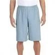 "Alo Sport for Team 365 (TM) Men's Mesh 11"" Short - Men's anti-microbial mesh 11"" short with tear-away label."