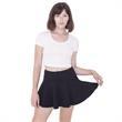 Women's Thick Knit Jersey Skirt - Women's Thick Knit Jersey Skirt