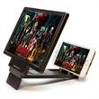 Screen Magnifier - Screen Magnifier/ Phone Stand that works with any phone