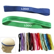 Headband With Anti-slip Silicone