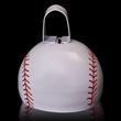 "Baseball Cowbell - 3 1/2"" metal baseball cowbell"