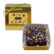 Chocolate Chip Fudge Brownie - Ballotin Box - Chocolate chip fudge brownie ballotin box.