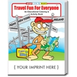 Travel Fun For Everyone Coloring and Activity Book - Travel Fun For Everyone everyday coloring and activity book.