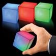 Cube Square Multi Color Light Up Glow LED Shape