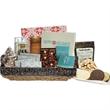 Happy Holidays Gift Basket - Happy Holiday gift basket.