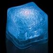 Blue Light Up Premium LitedIce Brand Ice Cube
