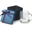 13 oz. Nordic Glass Mug Small Box Gift Set - 13 oz. glass mug in a gift box.