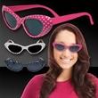 Assorted Colors Polka Dot Funky Children's Sunglasses - Assorted Color polka dot funky Children's sunglasses glasses