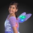 Blinking butterfly wings