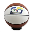 Basketball - Full Size Signature, 2 Panels - Ships Inflated