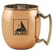 17 Oz. Stainless Steel Moscow Mule Mug with Built In Handle, - 17 oz. stainless steel beer/coffee Moscow Mule mug.