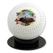 Softball - White Thread