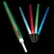 Multi-Color LED Expandable Swords - Multi-Color LED Expandable Swords or light up space sabers are perfect for movie premiers and Space Wars and Star Troopers!