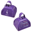 Awareness Cowbell - Awareness cowbell