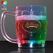 Light-up beer mug