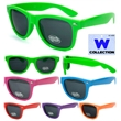 Bright blues brothers style sunglasses - Bright Blues Brothers style sunglasses.