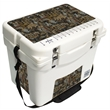"Frio 25 Oilfield - Fully customizable, 25 quart, easy to carry Frio 25 Oilfield Camo cooler. 18.25"" L x 12.75"" W x 16"" H 14lbs"