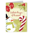 Spirit of the Season Greeting Card
