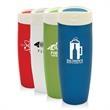 14 oz Stainless Steel Travel Mug w/ Spill Resistant Lid
