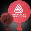 """6"""" Whoopee Cushion - Make an impression when you imprint this hilarious joke toy with your company logo or name."""
