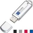 """Chic USB flash drive, 3.0 speed - Popular design USB flash drive, 2 1/2"""" x 3/4""""."""