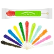 Rock Candy - Individual - Rock Candy. 11 Colors/Flavors. Individually Wrapped.