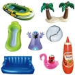 We can do a wide variety of inflatable pieces