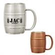 14 oz. Moscow Mule Barrel Mug -